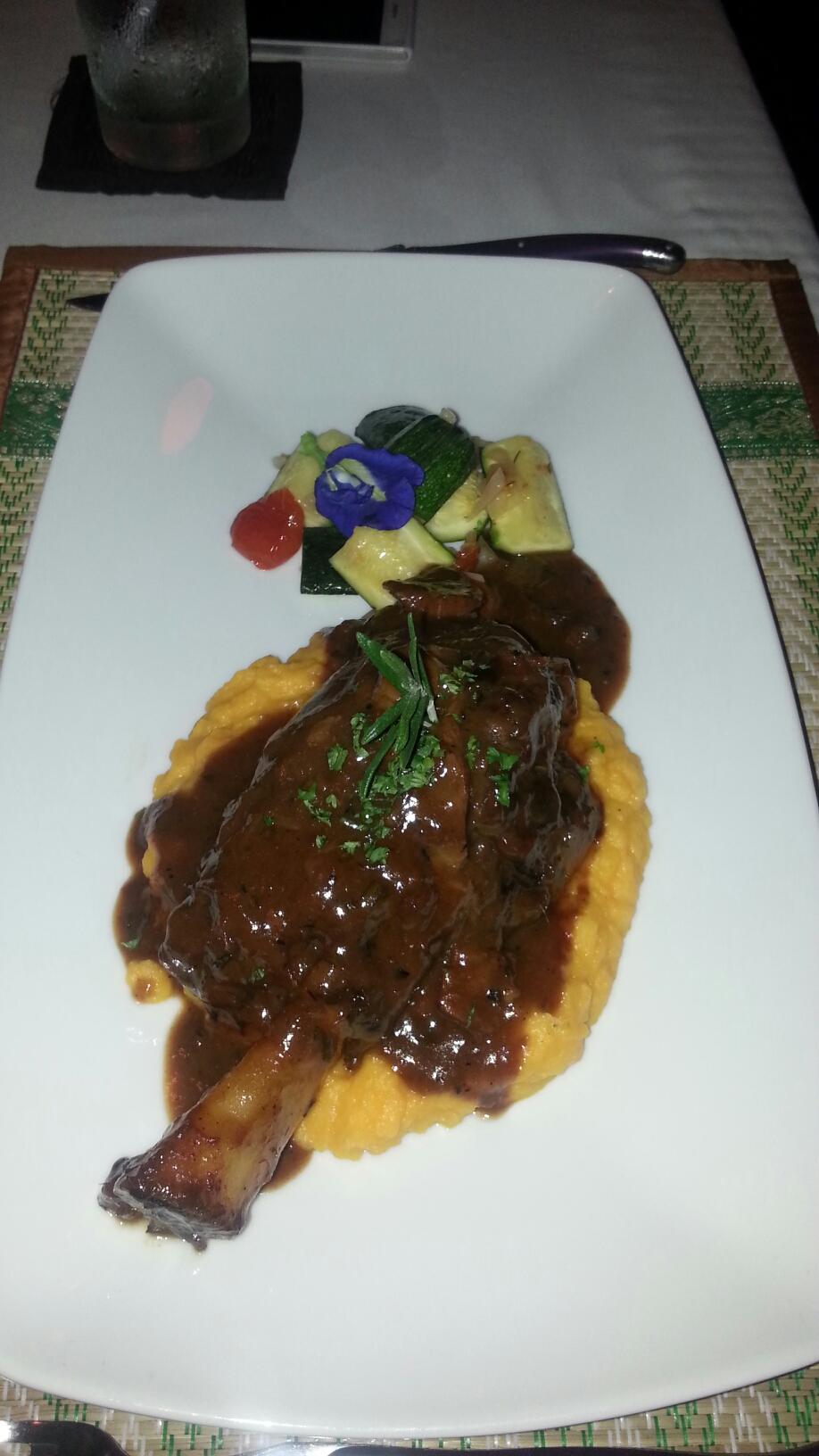 Our st anniversary dinner foodaroundasia